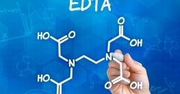 EDTA Formel Chelat Therapie